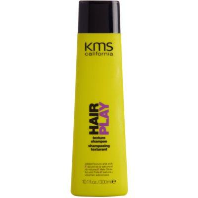 Shampoo For Volume And Shape