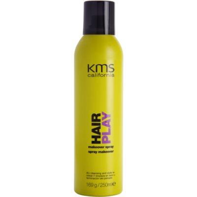 suchý šampon ve spreji
