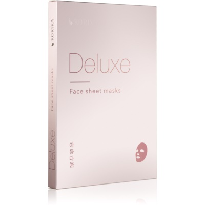 KORIKA Deluxe kit di cosmetici I.