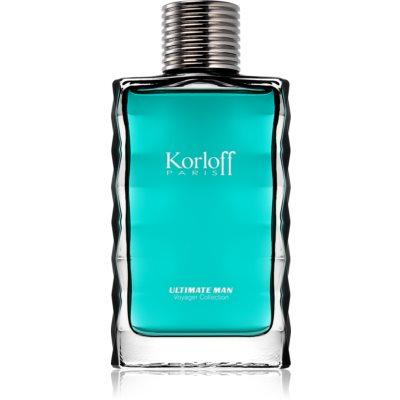 Korloff Ultimate Man parfémovaná voda pro muže 100 ml