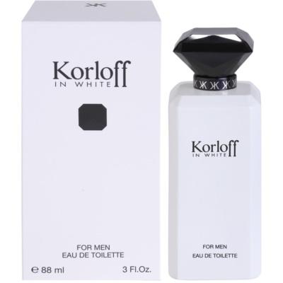 Korloff In White Eau de Toilette for Men