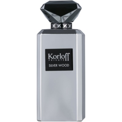 Korloff Korloff Private Silver Wood Eau de Parfum for Men