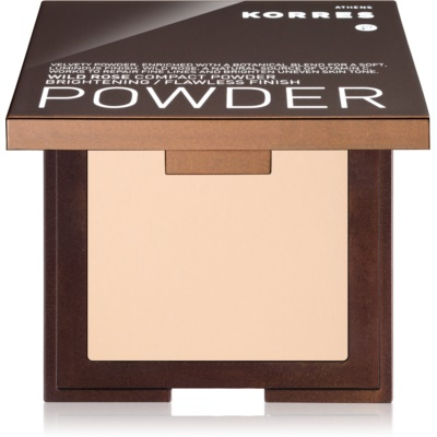 pudra compacta pentru o piele mai luminoasa