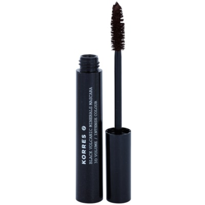Korres Decorative Care Black Volcanic Minerals Volume Mascara