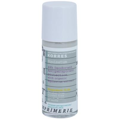 desodorante roll-on sin perfume 48h