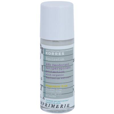 dezodorant roll-on bez parfumácie 48h