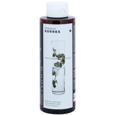 Korres Aloe & Dittany Shampoo For Normal Hair