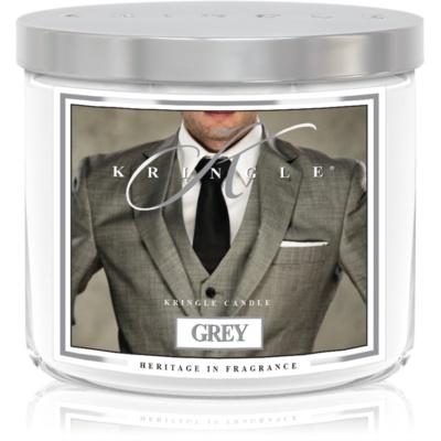 Kringle Candle Grey świeczka zapachowa  411 g I.