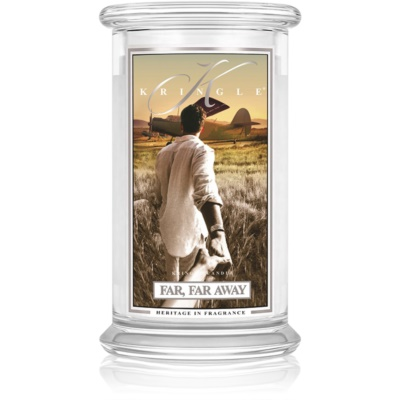 Kringle Candle Far, Far Away bougie parfumée