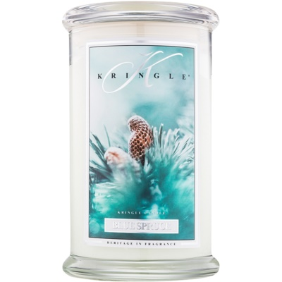 Kringle Candle Blue Spruce Scented Candle