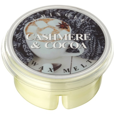 Kringle Candle Cashmere & Cocoa vosk do aromalampy