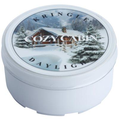 Kringle Candle Cozy Cabin vela do chá