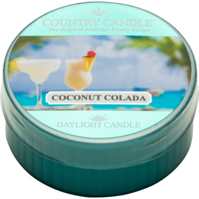 Kringle Candle Country Candle Coconut Colada Tealight Candle