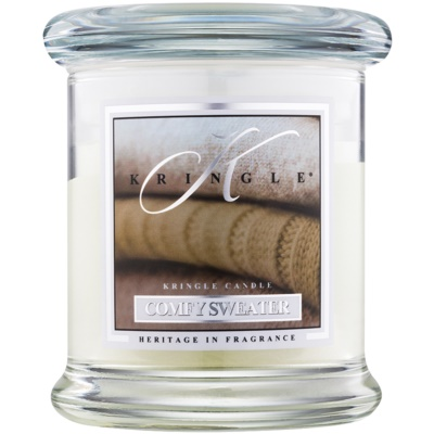 Kringle Candle Comfy Sweater Scented Candle