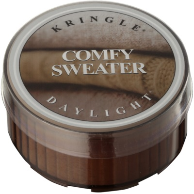 Kringle Candle Comfy Sweater candela scaldavivande