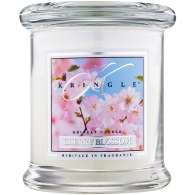 Kringle Candle Cherry Blossom Scented Candle