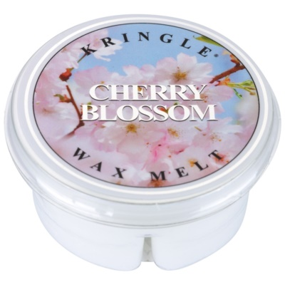 Kringle Candle Cherry Blossom cera per lampada aromatica