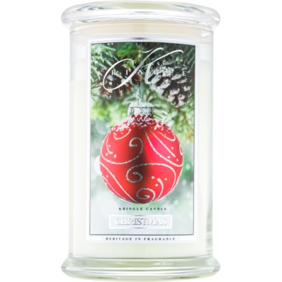 Kringle Candle Christmas Duftkerze