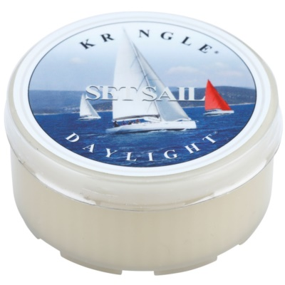 Kringle Candle Set Sail Tealight Candle
