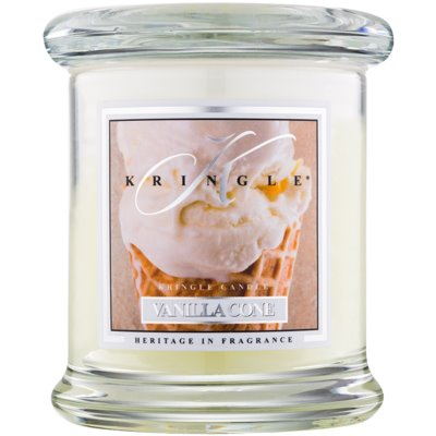 Kringle Candle Vanilla Cone Scented Candle