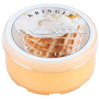 Kringle Candle Vanilla Cone świeczka typu tealight 35 g