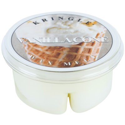 Kringle Candle Vanilla Cone tartelette en cire