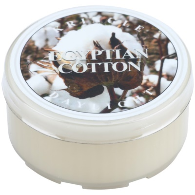 Kringle Candle Egyptian Cotton bougie chauffe-plat 35 g