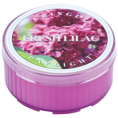 Kringle Candle Fresh Lilac Tealight Candle