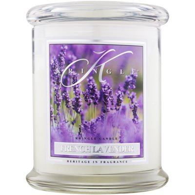 Kringle Candle French Lavender ароматизована свічка
