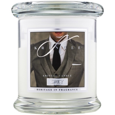 Kringle Candle Grey Scented Candle