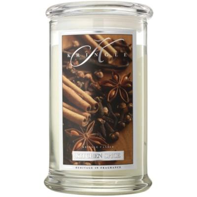 Kringle Candle Kitchen Spice Αρωματικό κερί