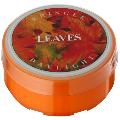Kringle Candle Leaves Teelicht