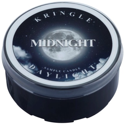 Kringle Candle Midnight vela de té