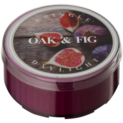 Kringle Candle Oak & Fig Tealight Candle