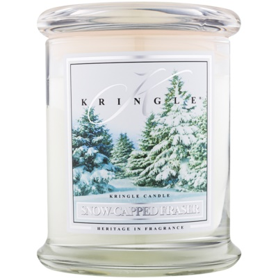 Kringle Candle Snow Capped Fraser Mirisna svijeća