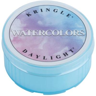 Kringle Candle Watercolors Teelicht