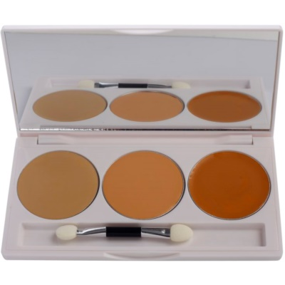 Palette 3 Correctors With Mirror And Applicator