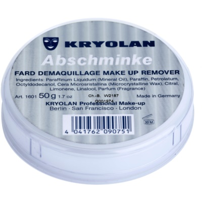 vaselina para desmaquillar el maquillaje resistente pack pequeño