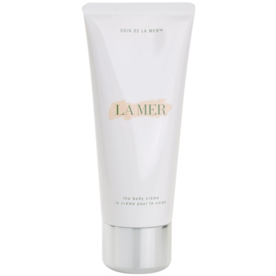 Body Cream In Tube