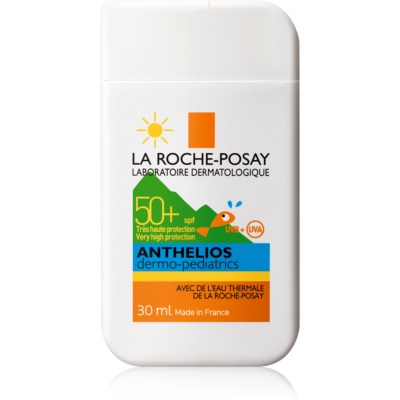 La Roche-Posay Anthelios Dermo-Pediatrics Protective Face Cream for Children SPF 50+