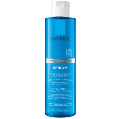 jemný fyziologický gélový šampón pre citlivú pokožku hlavy