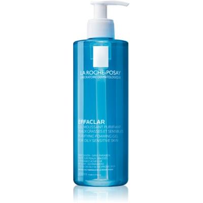 La Roche-Posay Effaclar gel di pulizia profonda per pelli grasse e sensibili