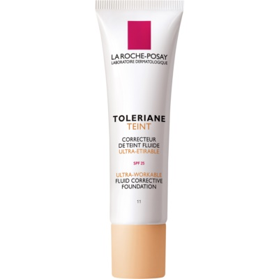 La Roche-Posay Toleriane Teint Fluide fluidný make-up pre citlivú pleť SPF 25