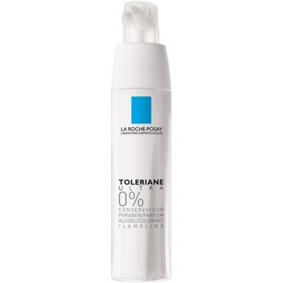 intensive hydratisierende und beruhigende Emulsion. für empflindliche Haut