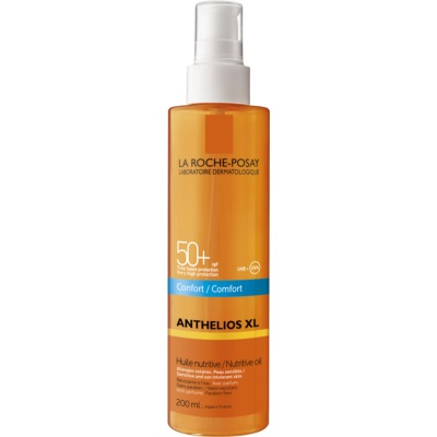 Sun Nourishing Oil SPF 50+