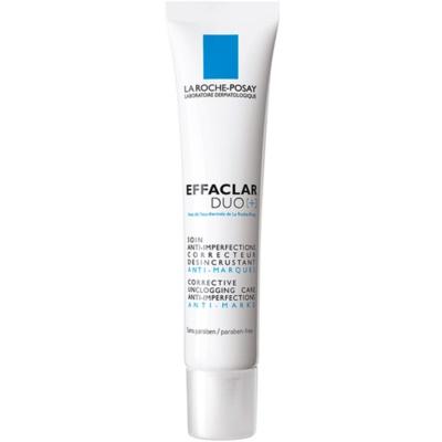korrigierende und erneuernde Pflege für Haut mit kleinen Makeln und Spuren von Akne