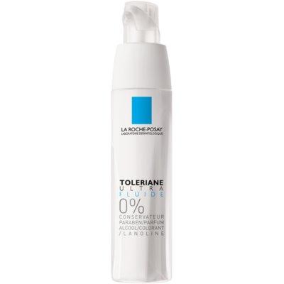 La Roche-Posay Toleriane Ultra Fluide εντατικά καταπραϋντική φροντίδα για  πρόσωπο και τη περιοχή των ματιών
