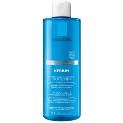 delikatny, fizjologiczny szampon żelowy do włosów normalnych