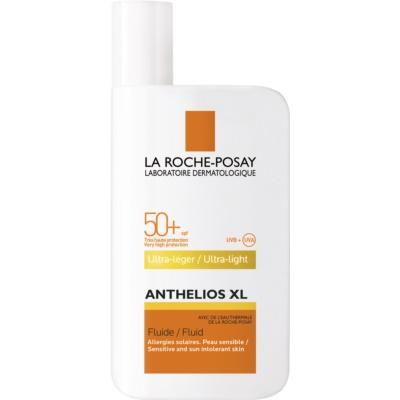 For Sensitive And Sun Intolerant Skin Ultra Light Fluid SPF 50+