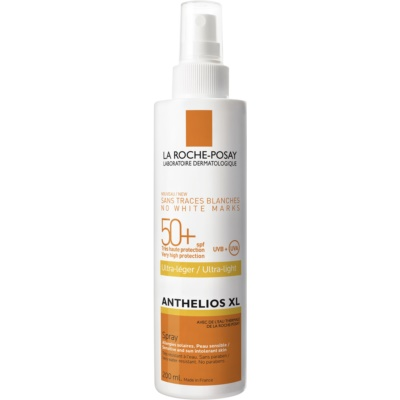 sprej ultra light SPF 50+